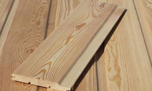 Внешний вид деревянной вагонки